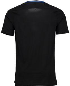 NIKE インテル 17/18 Squad トレーニング シャツ Black