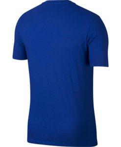 NIKE インテル 17/18 エンブレム Tシャツ Blue