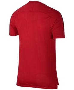 NIKE ASモナコ 17/18 Squad トレーニング シャツ Red