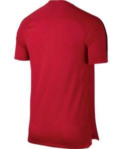 NIKE フランクフルト 17/18 Squad トレーニング シャツ Red