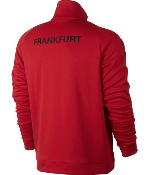 NIKE フランクフルト 17/18 オーセンティック トラック ジャケット Red