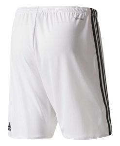 adidas マンチェスターユナイテッド Kids 17/18 ホーム ユニフォーム ショーツ White