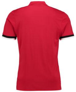 adidas マンチェスターユナイテッド 17/18 ホーム ユニフォーム シャツ Red