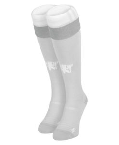 adidas マンチェスターユナイテッド 17/18 3rdユニフォーム ソックス Grey