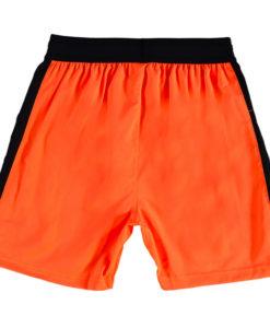 New Balance リバプール Kids 17/18 3rdユニフォーム ショーツ Orange