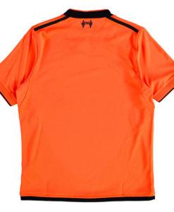 New Balance リバプール Kids 17/18 3rdユニフォーム シャツ Orange