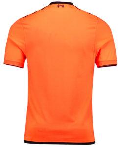 New Balance リバプール 17/18 3rdエリート ユニフォーム シャツ Orange