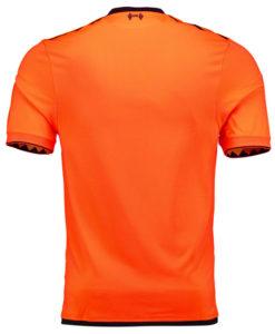 New Balance リバプール 17/18 3rdユニフォーム シャツ Orange