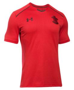 Under Armour サウサンプトン 17/18 トレーニング ジャージー シャツ Red