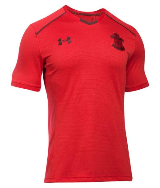 Under Armour サウサンプトン 17/18 トレーニング ジャージー シャツ Red 1