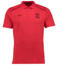Under Armour サウサンプトン 17/18 トレーニング ポロシャツ Red