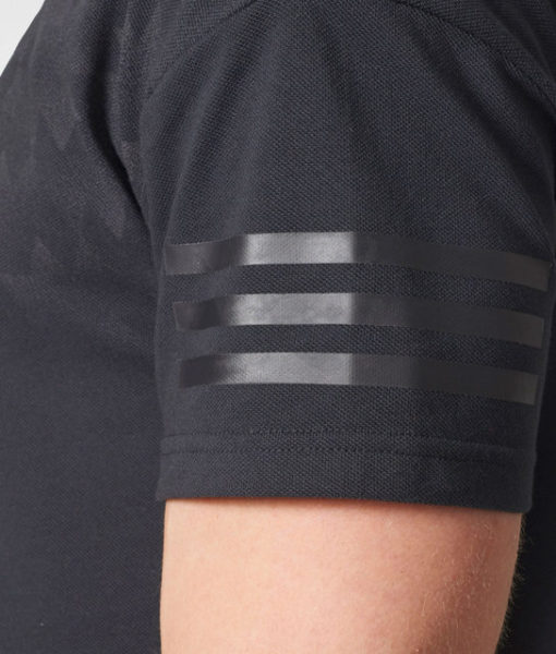 adidas マンチェスターユナイテッド 17/18 プレミアム ポロシャツ Black