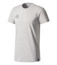 adidas マンチェスターユナイテッド 17/18 コア Tシャツ Grey