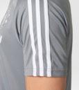 adidas マンチェスターユナイテッド 17/18 トレーニング ポロシャツ Grey