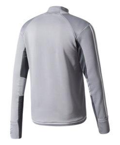 adidas マンチェスターユナイテッド 17/18 トレーニング トップ Grey