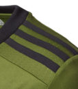 adidas ユベントス Kids 17/18 3rdユニフォーム シャツ Green
