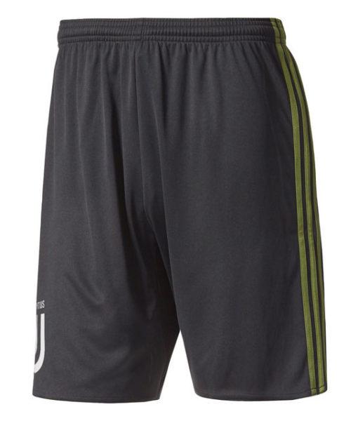 adidas ユベントス 17/18 3rdユニフォーム ショーツ Green 1