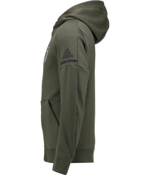 adidas ユベントス 17/18 アンセム ジャケット Green