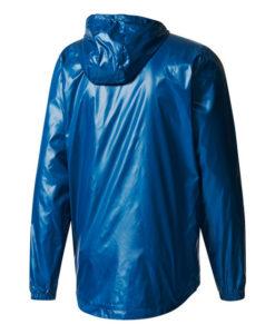 adidas ユベントス 17/18 3ストライプ ウインドブレーカー ジャケット Blue