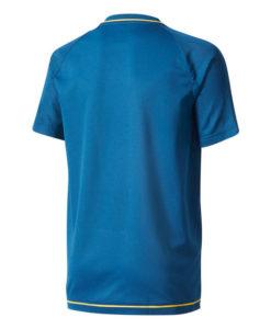 adidas ユベントス 17/18 トレーニング ジャージ シャツ Blue
