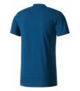 adidas ユベントス 17/18 トレーニング Tシャツ Blue