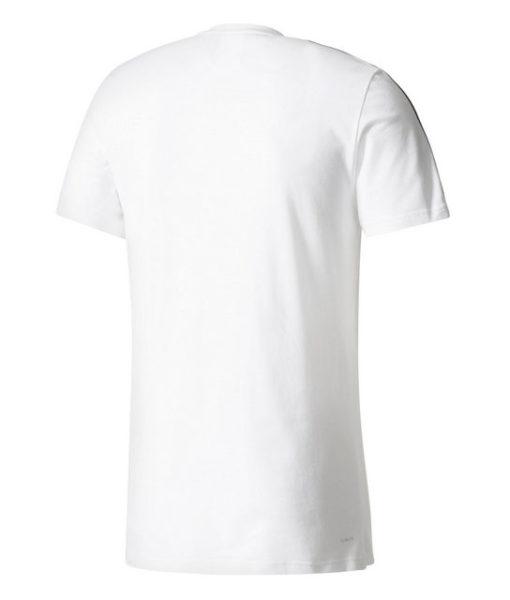adidas ユベントス 17/18 トレーニング Tシャツ White