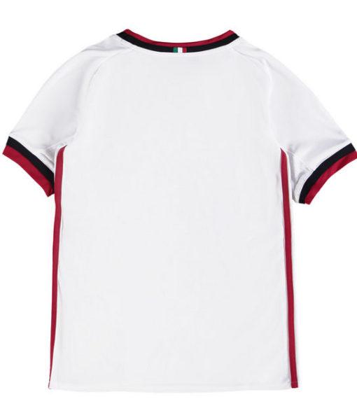 adidas ACミラン Kids 17/18 アウェイ ユニフォーム シャツ Navy