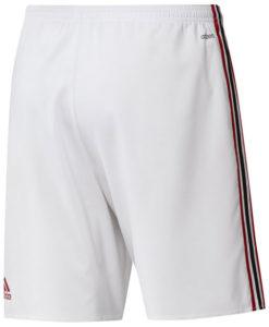 adidas ACミラン 17/18 ホーム adizero ユニフォーム ショーツ White
