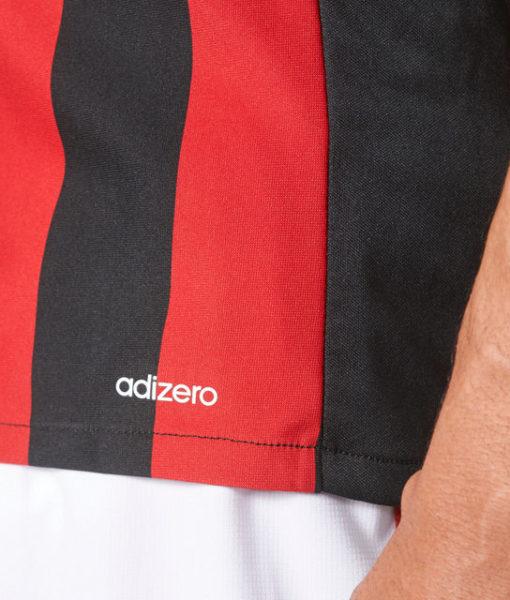 adidas ACミラン 17/18 ホーム adizero ユニフォーム シャツ White