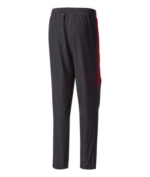 adidas ACミラン 17/18 トレーニング ウーブン パンツ Black