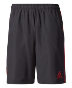 adidas ACミラン 17/18 トレーニング ウーブン ショーツ Black