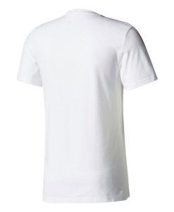 adidas ACミラン 17/18 トレーニング Tシャツ White