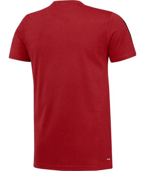 adidas ACミラン 17/18 トレーニング Tシャツ Red