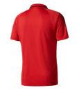 adidas ACミラン 17/18 トレーニング ポロシャツ Red