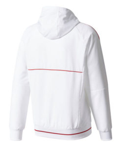 adidas ACミラン 17/18 トレーニング プレゼンテーション ジャケット White