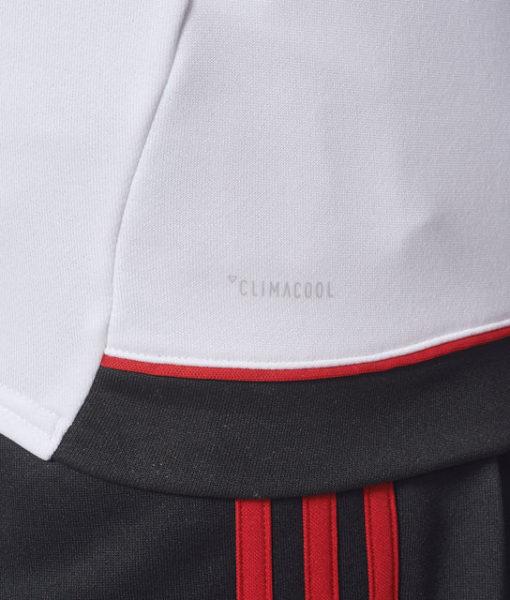 adidas ACミラン 17/18 トレーニング トップ White