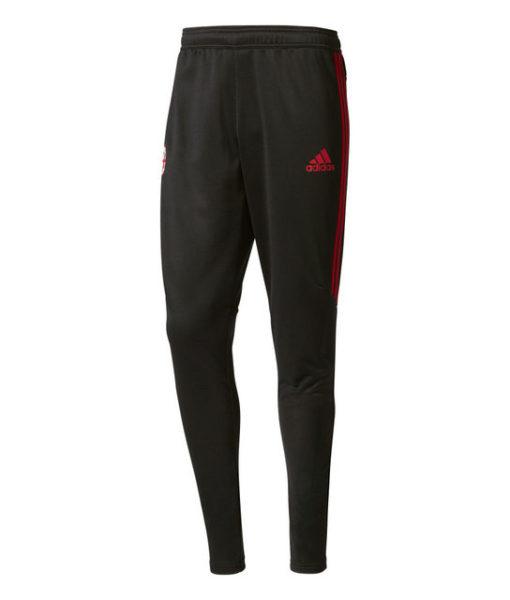 adidas ACミラン 17/18 トレーニング パンツ Black 1