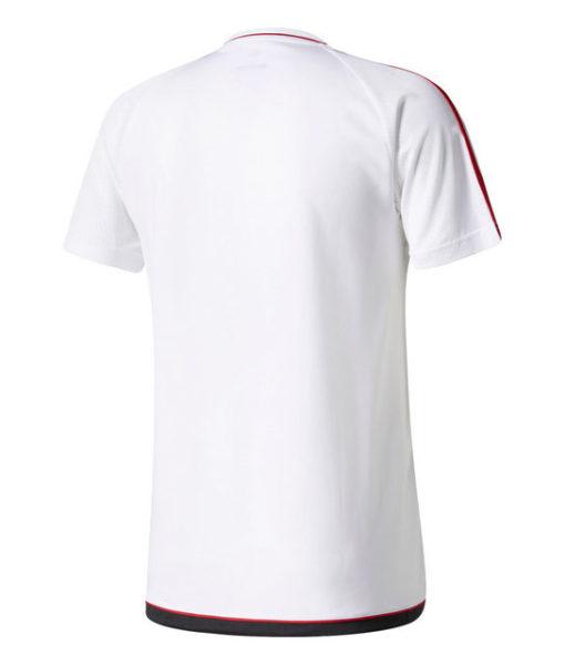 adidas ACミラン 17/18 トレーニング ジャージ シャツ White