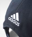 adidas ユベントス 17/18 3ストライプ ベースボール キャップ Black