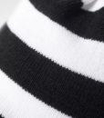 adidas ユベントス 17/18 3ストライプ ニット キャップ Black