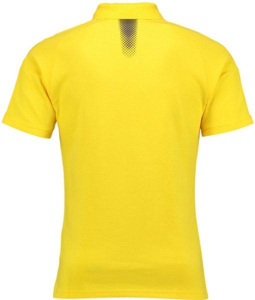 PUMA ドルトムント 17/18 カジュアル ポロシャツ Yellow