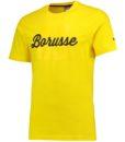 PUMA ドルトムント 17/18 Borusse Tシャツ Yellow
