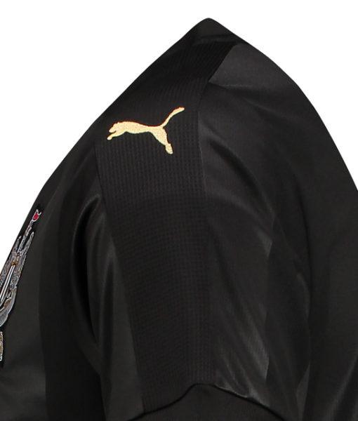 PUMA ニューカッスルユナイテッド 17/18 3rdユニフォーム シャツ Black