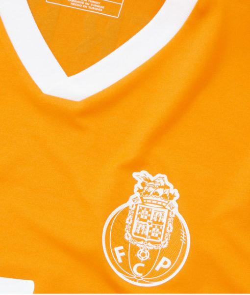 New Balance FCポルト 17/18 アウェイ ユニフォーム シャツ Orange