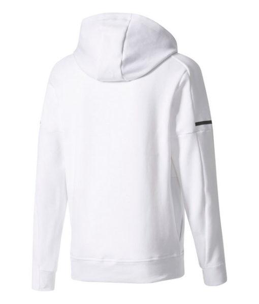 adidas バイエルン ミュンヘン 17/18 3rd アンセム ジャケット White