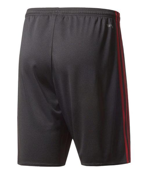 adidas ACミラン 17/18 3rdユニフォーム ショーツ Black