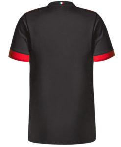 adidas ACミラン Kids 17/18 3rdユニフォーム シャツ Black