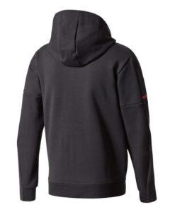 adidas ACミラン 17/18 3rd アンセム ジャケット Black