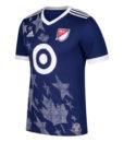 adidas MLSオールスターズ 2017 ホーム オーセンティック ユニフォーム シャツ Blue