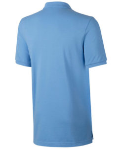 NIKE マンチェスターシティ 17/18 コア ポロシャツ  Blue